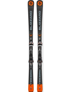 ESQUI SKI BLIZZARD FIREBIRD COMPETITION + FIJACIONES TPX12 DEMO